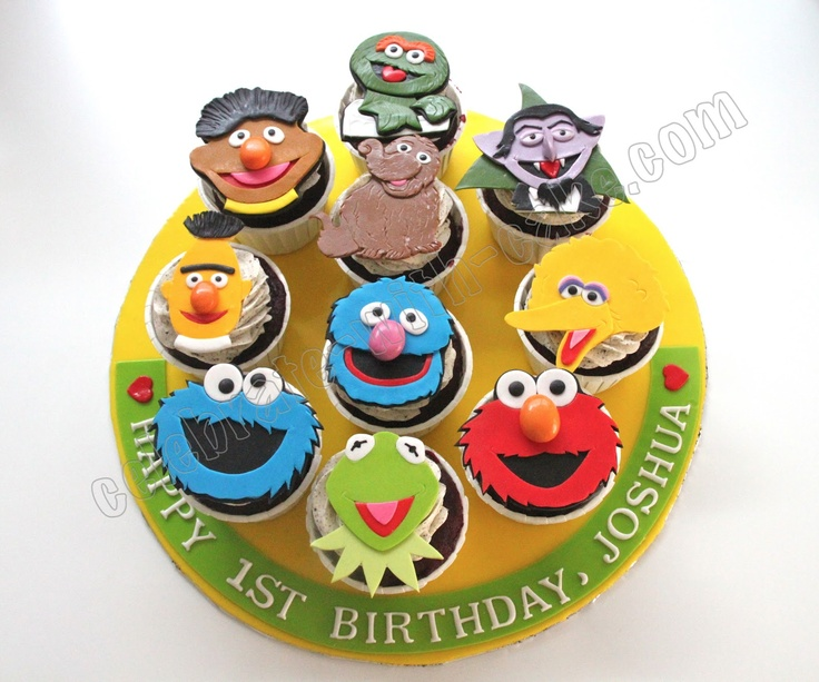 17 Best Images About Sesame Street Birthday Party On