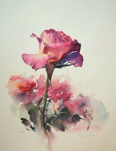 Jean Claude Papeix Watercolor - Google Search