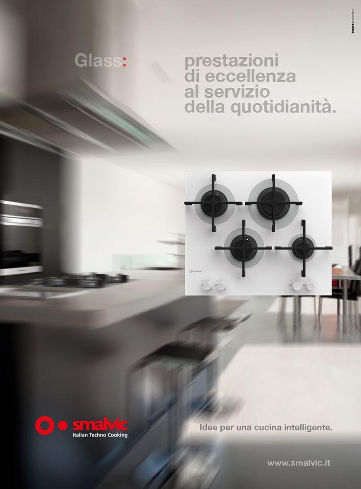 CLIENTE Smalvic. Comunicazione per le nuove linee 2013. Elettrodomestici dal designi deciso, nati per soddisfare le esigenze della cucina contemporanea  #adv #pubblicità #comunicazione #tecnologia #cucina