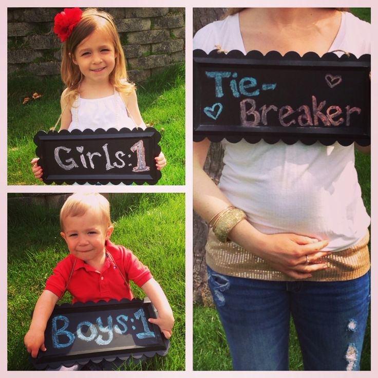 Baby number 3 announcement
