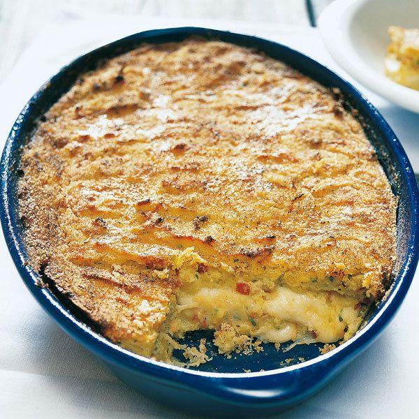 Ungewöhnlich für Kartoffelgerichte: Der Kartoffelauflauf schmeckt nicht nur frisch aus dem Ofen, sondern auch kalt.