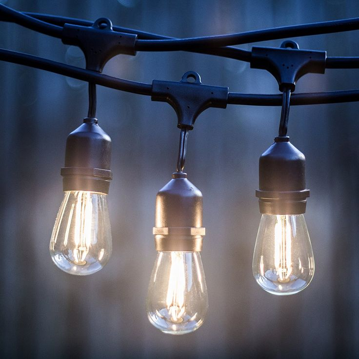 Dimmable Outdoor Patio Lights: Best 25+ Patio String Lights Ideas On Pinterest