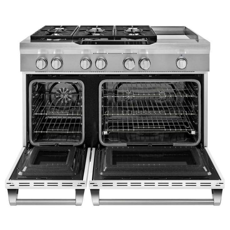 KitchenAid-KDRS483V-Open-Imperial White in Full Size ...