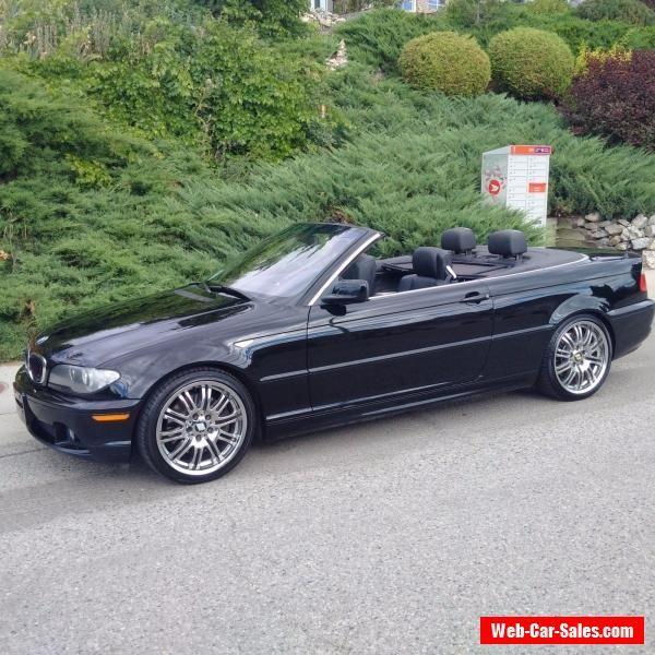 2004 BMW 3-Series 330CI #bmw #3series #forsale #canada