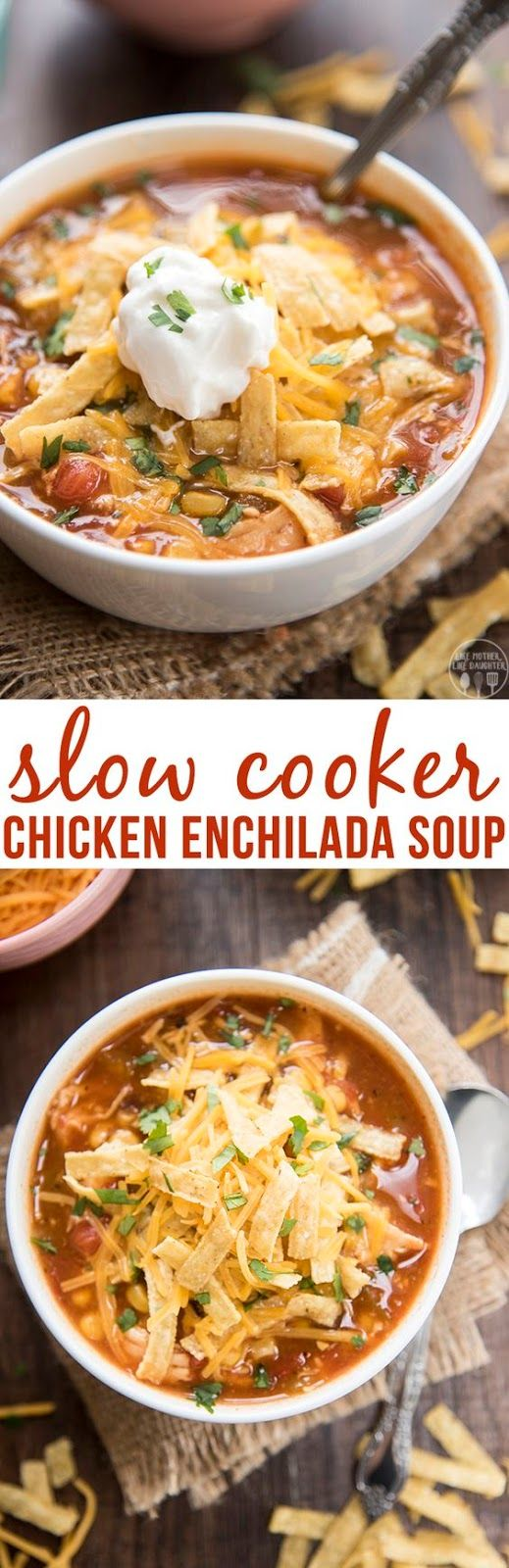 INGREDIENTS   2 large chicken breasts, raw and thawed   1 10oz can red enchilada sauce   1 14oz can black beans, rinsed and drained   1...