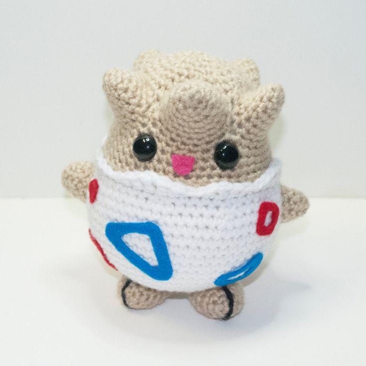 Mejores 159 imágenes de Pokemons amigurumis en Pinterest | Animales ...