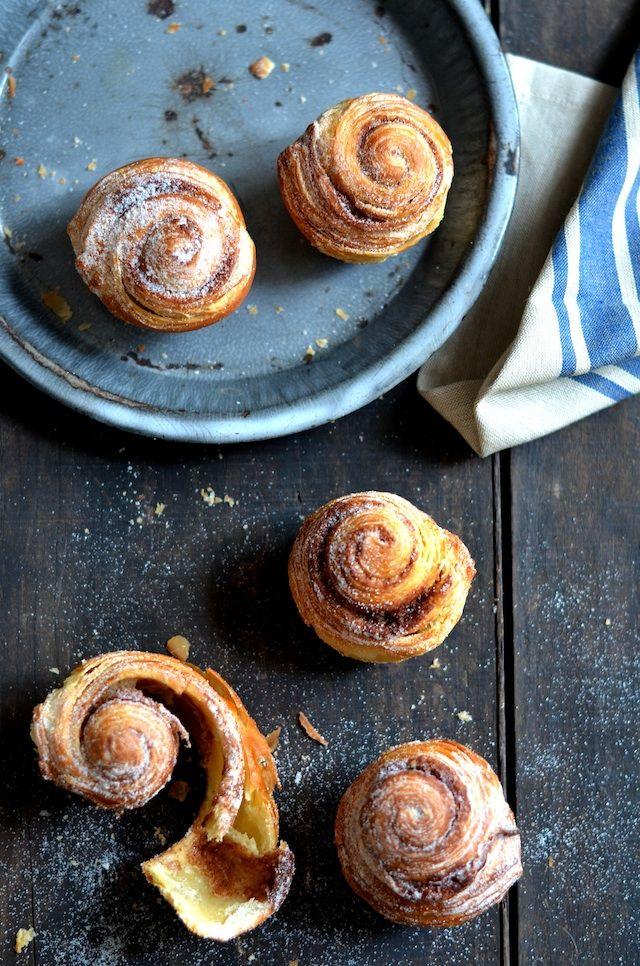 pain au chocolat cinnamon rolls