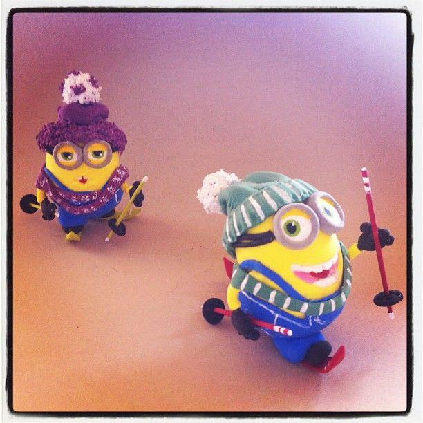 No doubt minions luv to make fun on anything Без сомнения миньоны любят играть во всё #Padgram