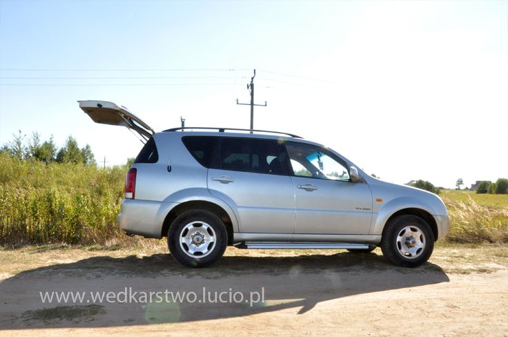 Rexton go fishing in Poland
