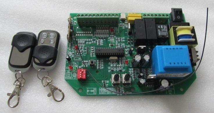 27.50$  Buy here - https://alitems.com/g/1e8d114494b01f4c715516525dc3e8/?i=5&ulp=https%3A%2F%2Fwww.aliexpress.com%2Fitem%2FAC-sliding-gate-opener-control-board-with-2pcs-remote-control-learning-code%2F32616491117.html - AC sliding gate opener control board with 2pcs remote control,learning code