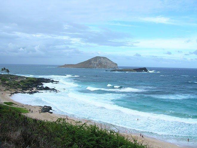 Гавайские острова в северной части Тихого океана - Путешествуем вместе