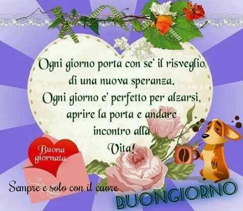 Pin Di Giuseppe Lo Su Buongiorno Pinterest Good Morning