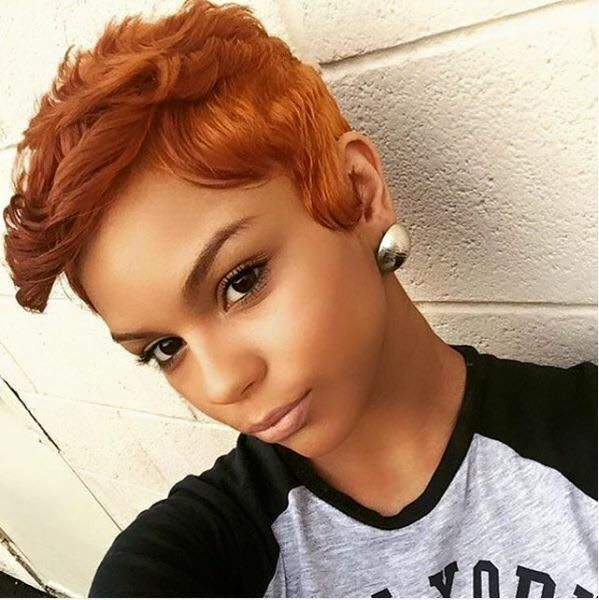 2016 Spring & Summer Haircut Ideas For Black & African