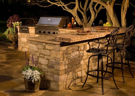17 Best Images About Outdoor Kitchens On Pinterest Home