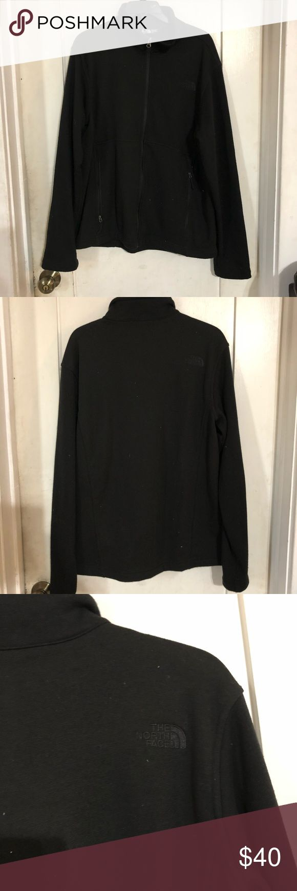 NorthFace men's jacket Used, no holes tears or rips. No smells. Authentic. With visual signs of wear. The North Face Jackets & Coats