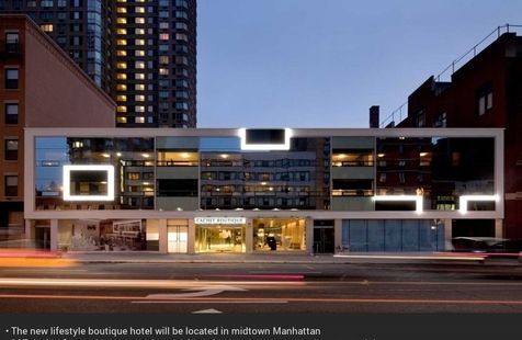 #Sam #Eshaghoff and his #company, Alger Road Enterprises #LLC, #invest in the new #Cachet Hotel and #Playboy Club on #West #42nd Street: a #realestate #partnership with #Merchants Hospitality.