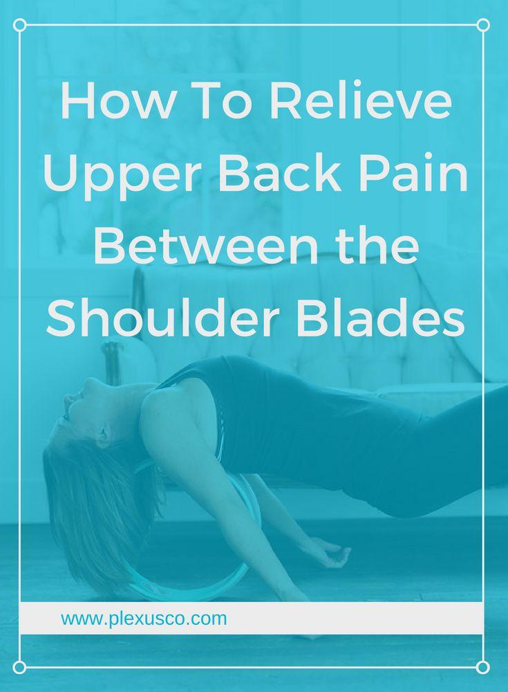 Best 25+ Shoulder Pain Exercises Ideas On Pinterest