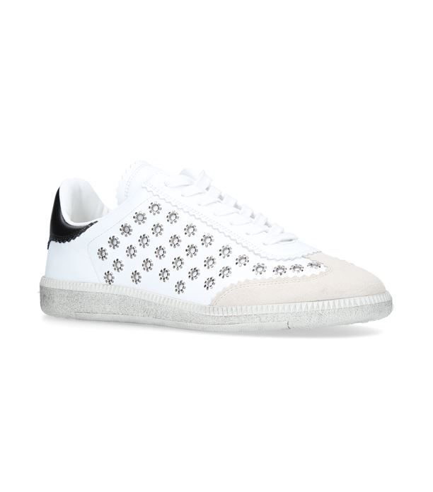 Isabel Marant Leather Bryce Sneakers available to buy at Harrods.Shop women's shoes online and earn Rewards points.
