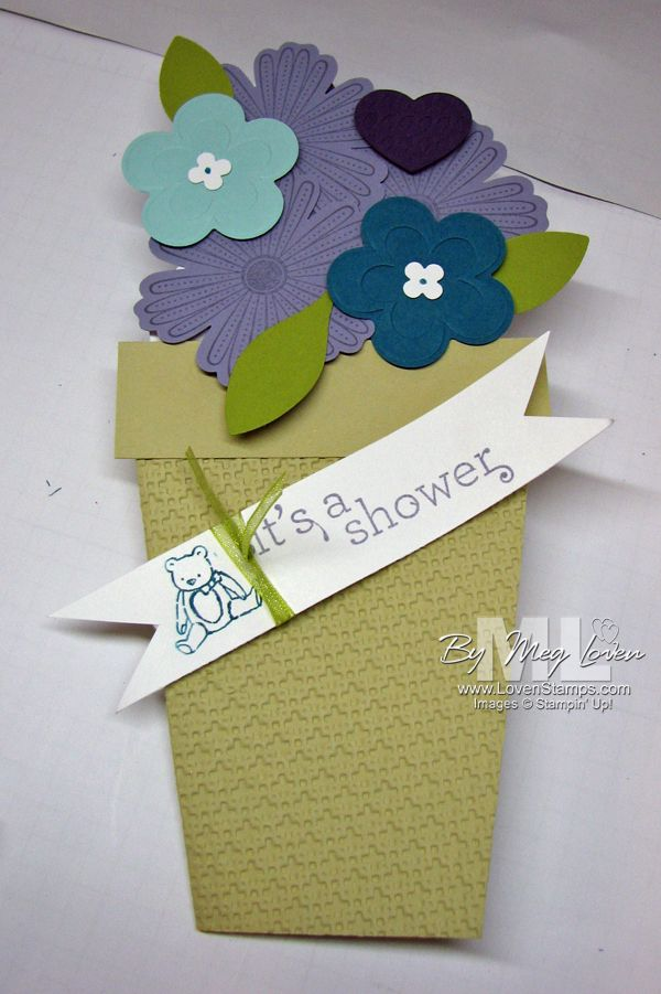 flower-pot-baby-shower-invitation idea packed for baby