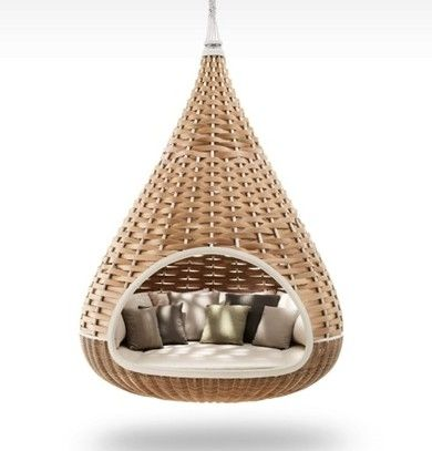 Looks Like The Inside Of Genieu0027s Lamp On I Dream Of Genie... Outdoor Hanging  ChairOutdoor ...