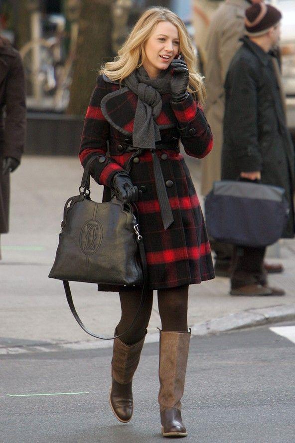 Fashion Gossip Seeing Stars This Fall Dolce Gabbana: Gossip Girl Fashion - Dress