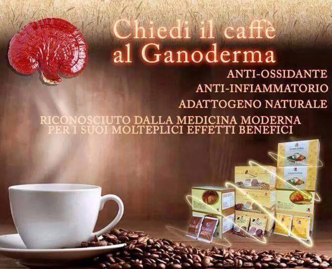 Richiedi il tuo #caffè con #ganoderma per la tua #salute e il tuo #benessere. Contattami al numero 3209452236