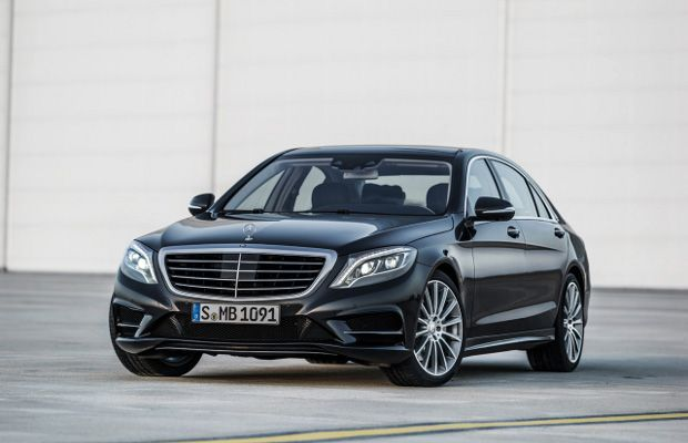 #Mercedes #S-Class #Luxury #Cars #VIP #Clients The New Mercedes S-Class is Finally Here to Ferry About the Rich and Famous