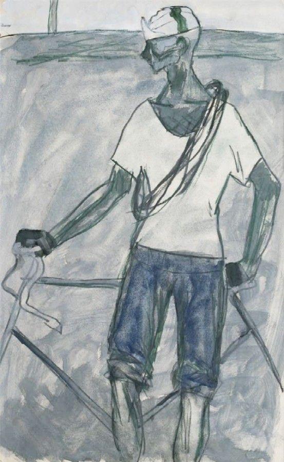 Сойфертис  Леонид Владимирович (Россия, 1911-1996) «Монтер.»