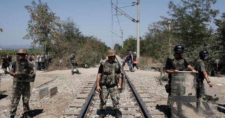 Στρατό στα σύνορά της στέλνει η Κροατία για να περιορίζει, αν χρειαστεί, τη ροή των προσφύγων