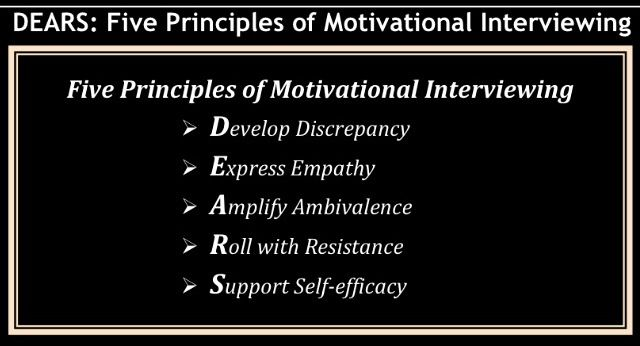 Motivational Interviewing Dears Motivational