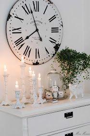 Vitt hus med vita knutar: Ett hörn i vårt hus...