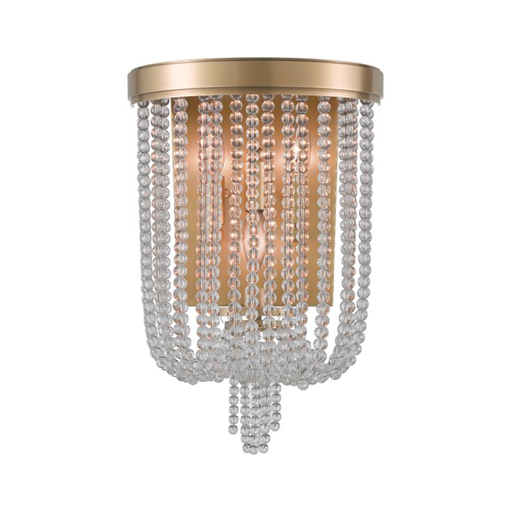 Buy Royalton 3 Light Wall Sconce by Hudson Valley Lighting - Made-to-Order designer Sconces from Dering Hall's collection of Transitional Wall Lighting.