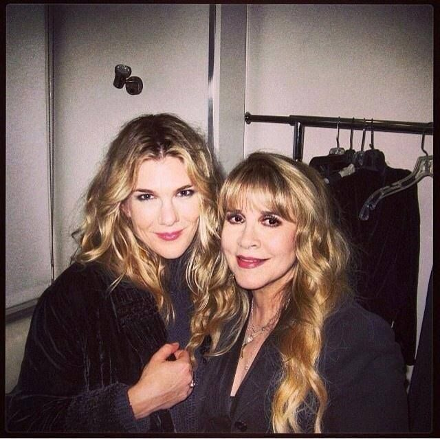 OMG!!!  Misty Day and Stevie!!!  Gorgeous!!  I can't wait to see the episode!!  AHS Coven