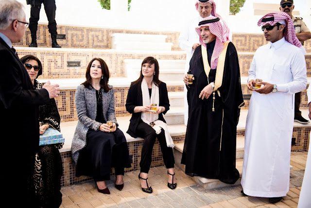 Voyage officiel en Arabie Saoudite et Qatar - Dernier jour