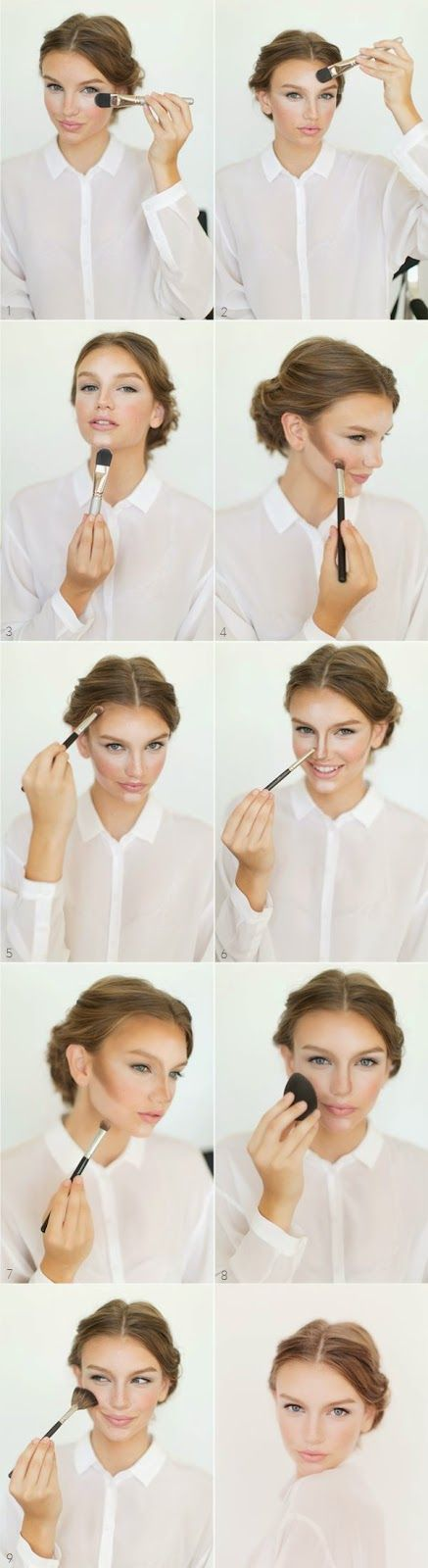 HOW TO CONTOUR AND HIGHLIGHT #coniefox