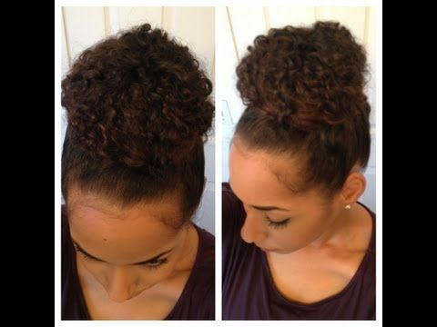 4 Date Night Natural Hairstyles You'll Feel Sexy In