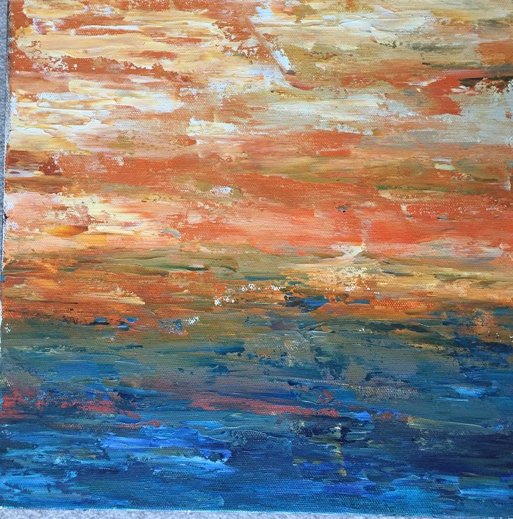 Originally painting by Kareen Durr. Acrylic paint and mixed media on canvas, www.kareendur.com