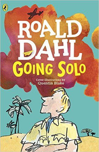 Amazon.com: Going Solo (9780142413838): Roald Dahl: Books