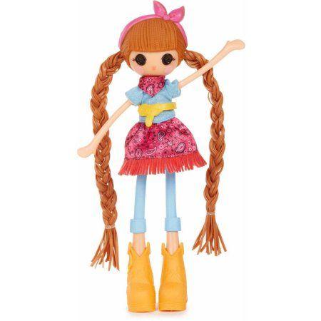 Lalaloopsy Girls Prairie Dusty Trails Basic Doll