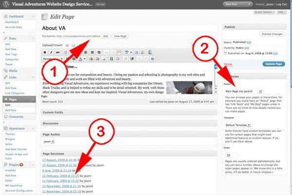 <p>Σε αυτό το άρθρο θα δουμε με ποιο τρόπο μπορούμε να κάνουμε επεξεργασία σελίδας στο wordpress. Το wordpress είναι ένα από τα πιο δημοφιλή cms (Content Management System) που χρησιμοποιούνται στην κατασκευή ιστοσελίδων. Η χρήση του wordpress στην κατασκευή ιστοσελίδων συνηθίζεται πολύ λόγω της απλότητας στο χειρισμό. Ο χειρισμός περιλαμβάνει …</p>