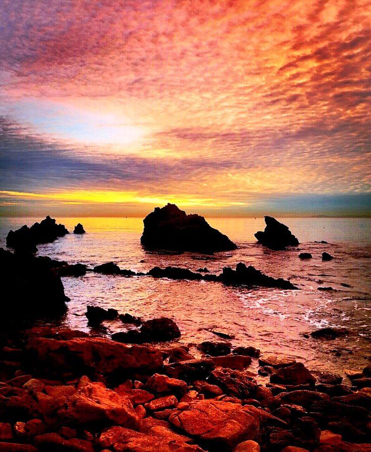 Little Corona Beach, Corona Del Mar, CA