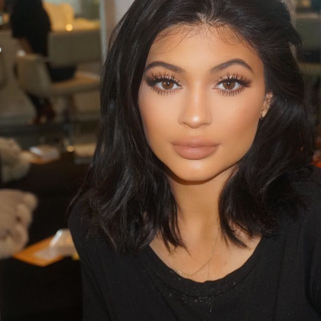 Kylie Jenner's Lip Kit Is Less Than 24 Hours Away and We Have the Photos to Prove It  - HarpersBAZAAR.com