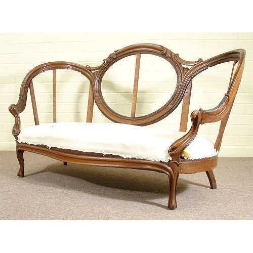 victorian couch frame - Google Search