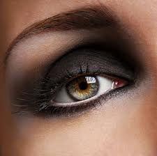Great smokey eye