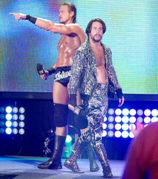 Colin Cassady & Enzo Amore