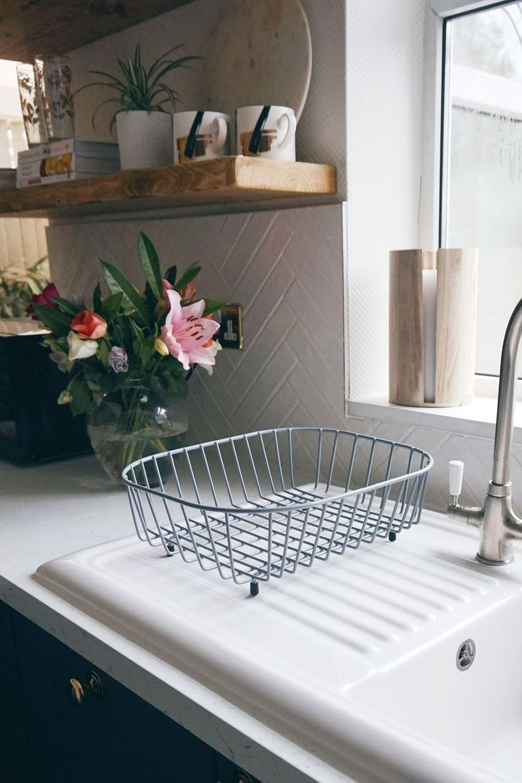 My Two Tone Grey Kitchen Reveal