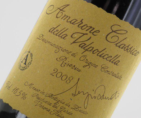 """e #Amarone """"Sergio Zenato"""" Riserva 2008 by Zenato @nadiazenato a #cena"""