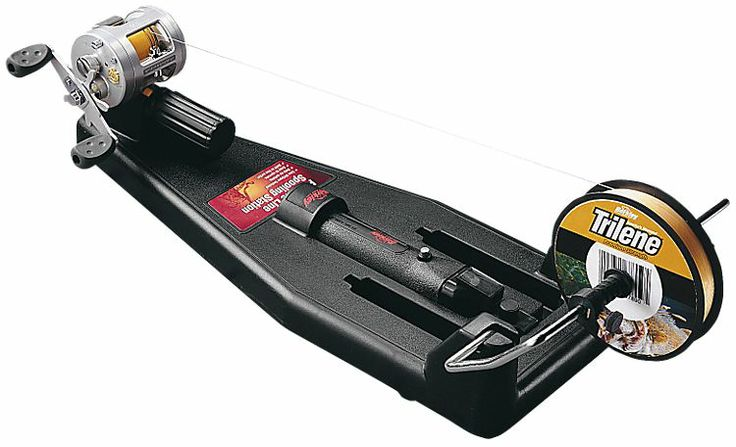 Berkley portable line spooling station bass pro shops for Professional fishing line spooler