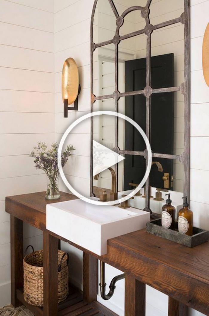 16++ Miroir industriel salle de bain ideas in 2021