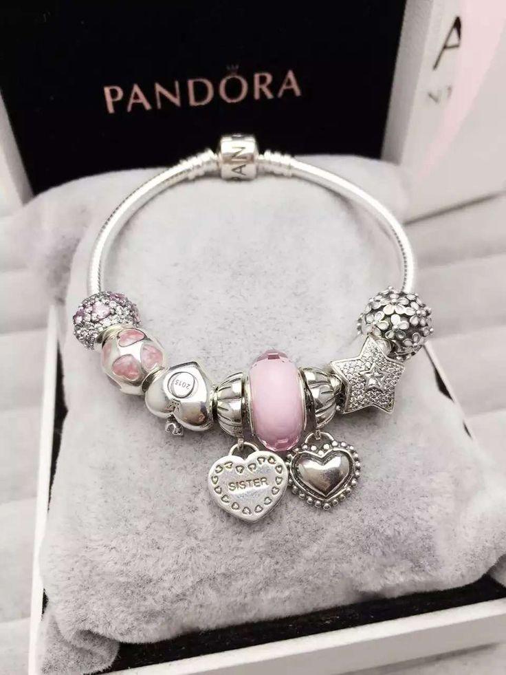 Best 25 Pandora Charm Bracelets Ideas On Pinterest